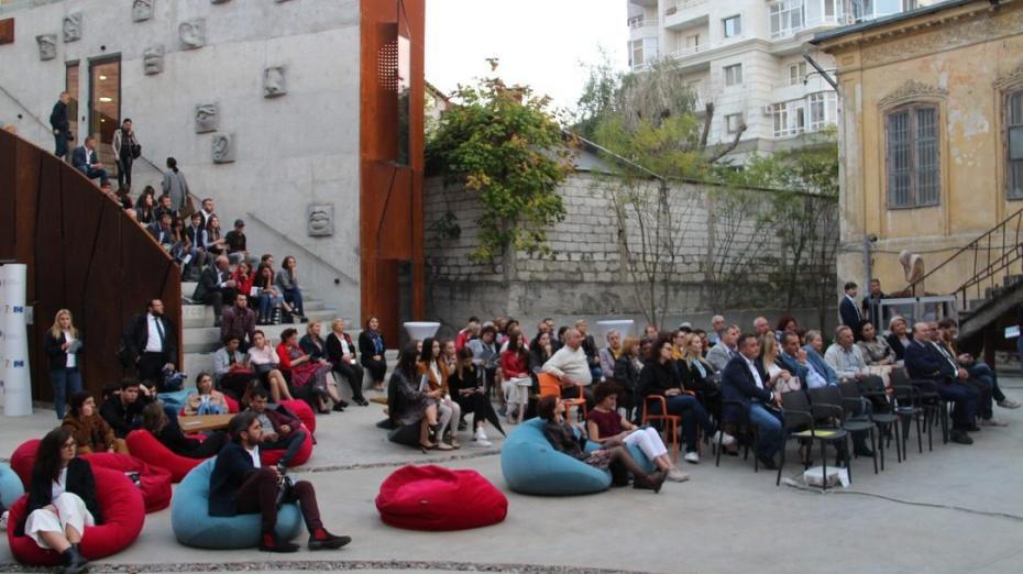 В Кишиневе открылся Фестиваль документального кино