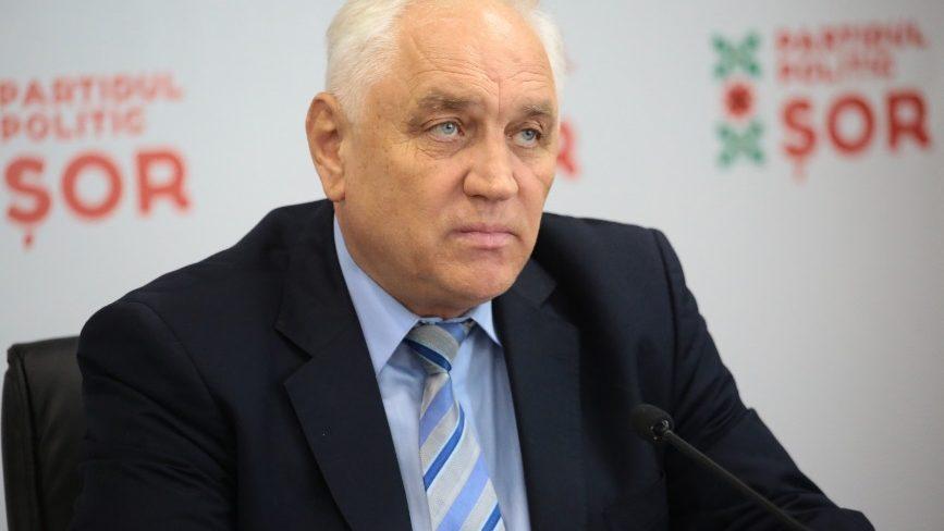 Клименко: Партия ШОР – главный конкурент социалистов в Кишиневе