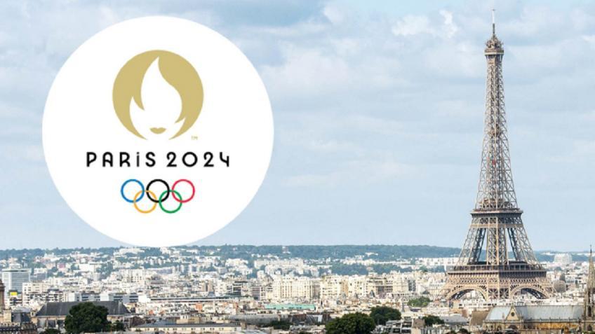 Медаль, огонь и образ женщины: в Париже представили логотип Олимпиады 2024 года
