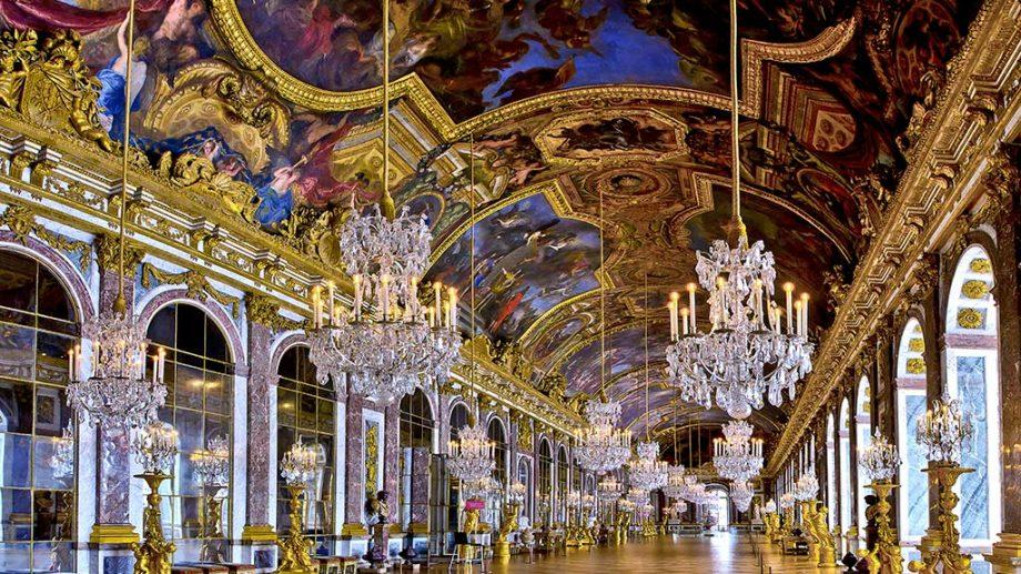 (видео) Google разработалабесплатную виртуальную экскурсиюпо Версальскому дворцу