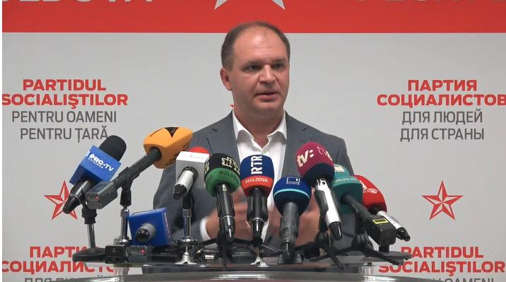Чебан предлагает блоку ACUM создать коалицию. Как социалисты хотят распределить посты в Муниципальном совете
