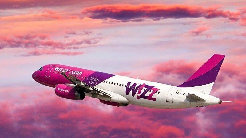 Wizz Air запустит рейсы по шести новым направлениям из Ясс. Куда можно будет добраться дешевле