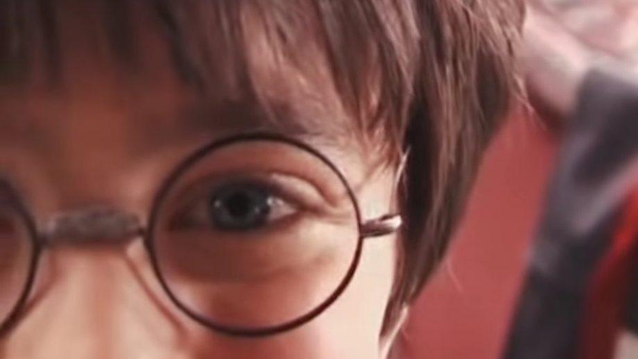 В сети появились редкие архивные кадры со съемок фильма «Гарри Поттер и философский камень»