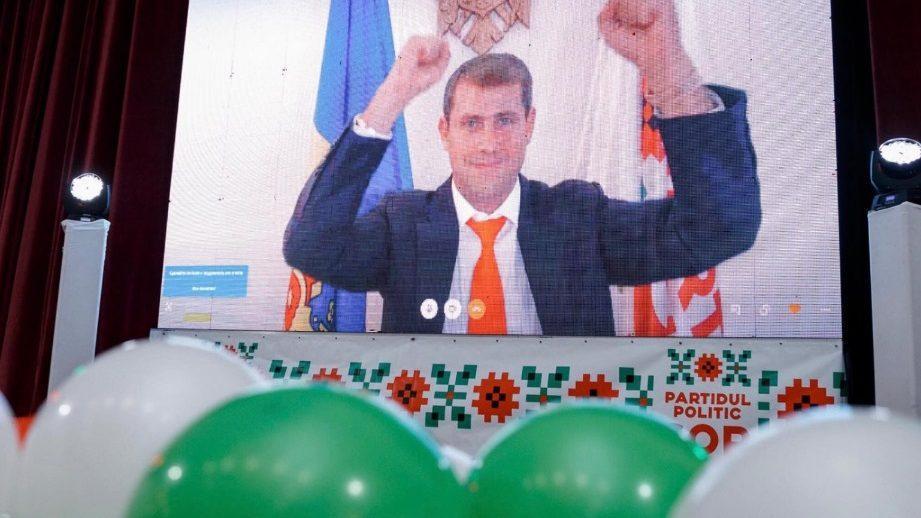 Шор пообещал что он превратит Оргеевский район в самый красивый и развитый район в стране