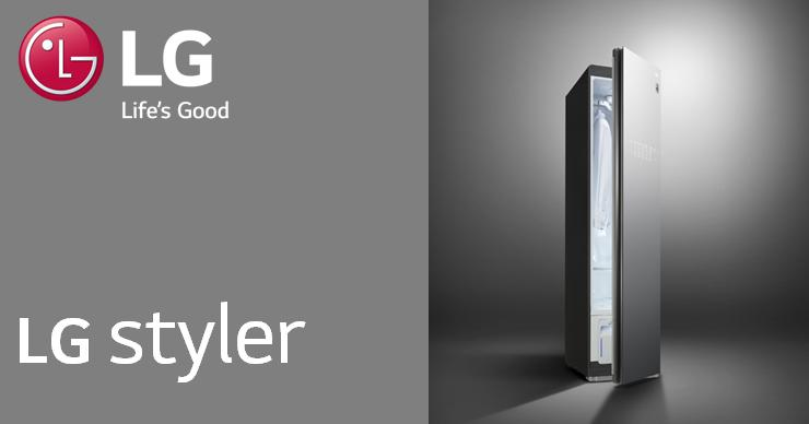 (видео, фото) LG Styler – будущее уже рядом