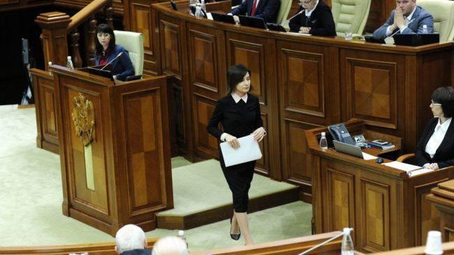 Санду о президентских выборах: «У нас будут новые попытки восстановить Молдову»