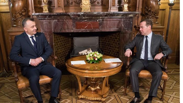 О чем договорились Кику с Медведевым и реакция бывшего министра экономики