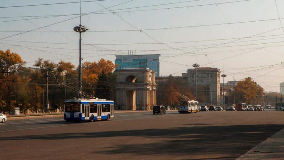 Сегодня после 21:00 троллейбусы не будут ходить по бульвару Штефан чел Маре. Каков маршрут общественного транспорта