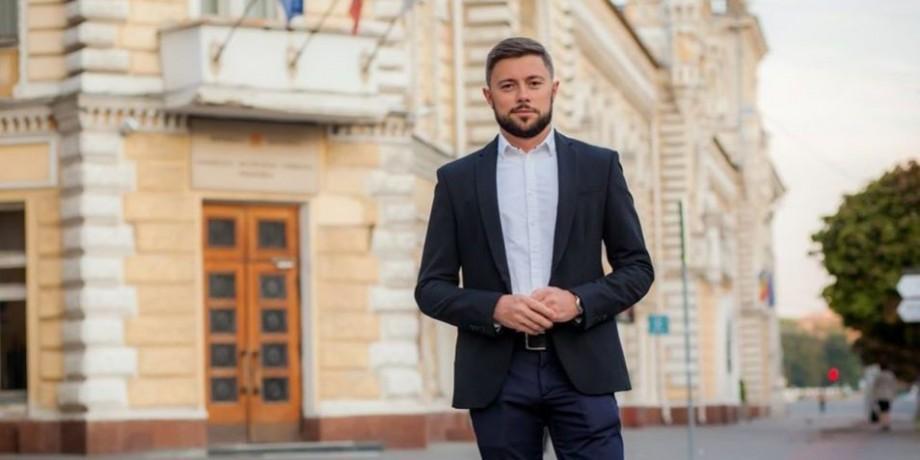 Виктора Киронда выбрали вице-мэром. Что о нем известно?