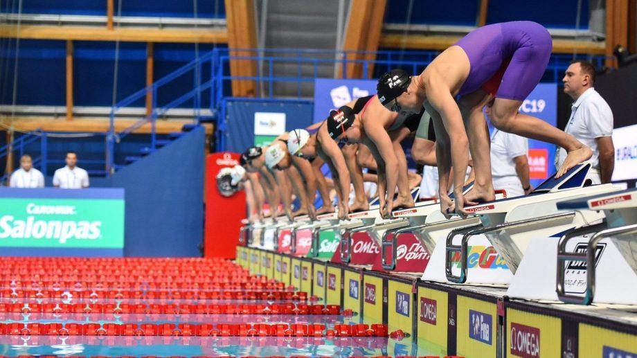 Результаты наших пловцов на 6-м этапе Кубка Мира по плаванию