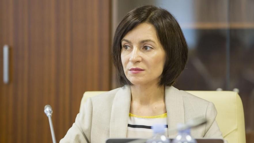 Правительство проголосовало за то, чтобы Майя Санду занималась отбором кандидатов на пост генерального прокурора