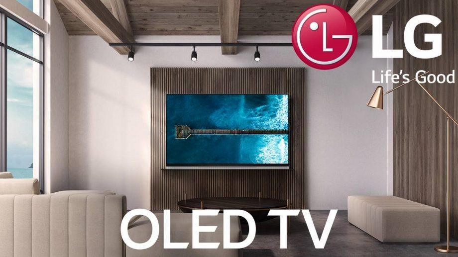 LG представляет преимущества OLED TV на рынке Молдовы. Непревзойденный эффект погружения