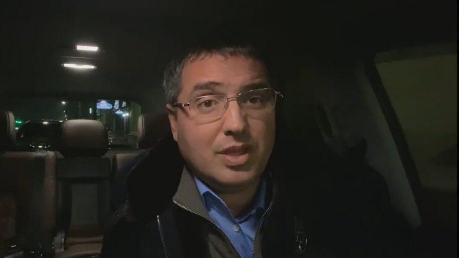 (видео) Ренато Усатый: «Генеральным-прокурором назначат Александра Стояногло»