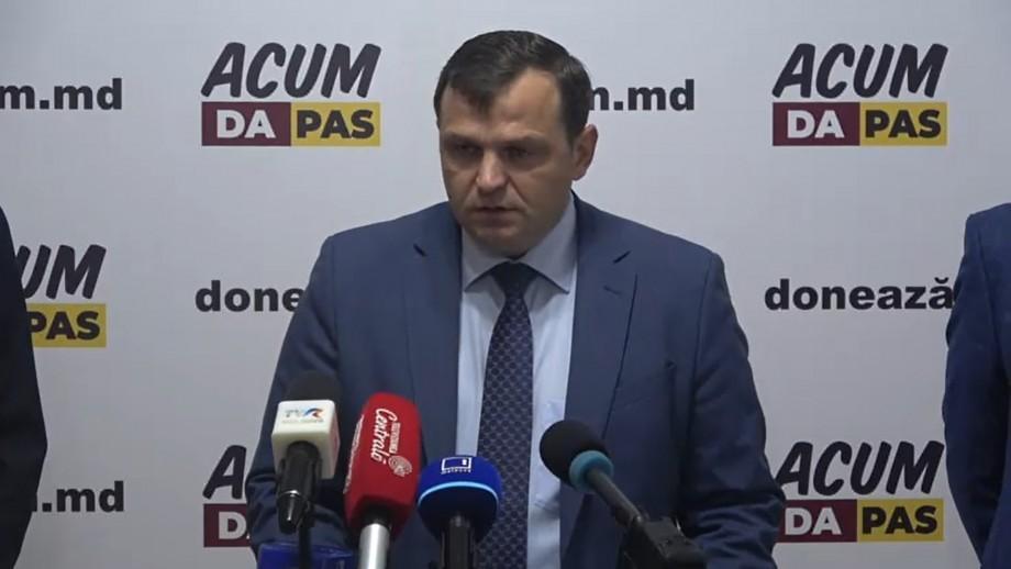 (видео) Нэстасе просит возобновить дело о финансировании ПСРМ из России
