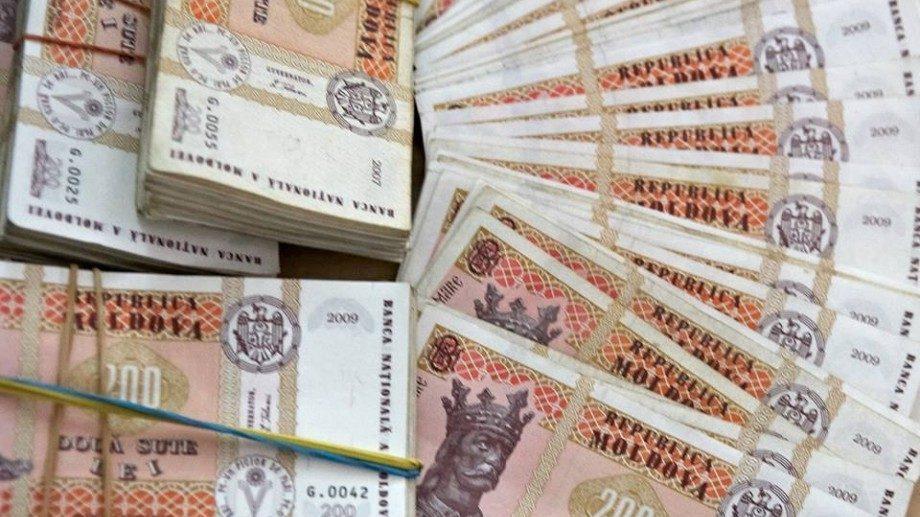 (док) Правительство утвердило проект государственного бюджета на 2020 год. Дефицит превышает 7 млрд. леев