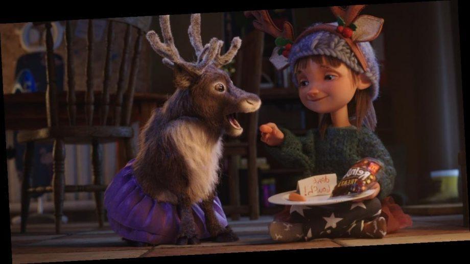(видео) «Морковка» для Арчи. Анимационный рождественский ролик McDonald's