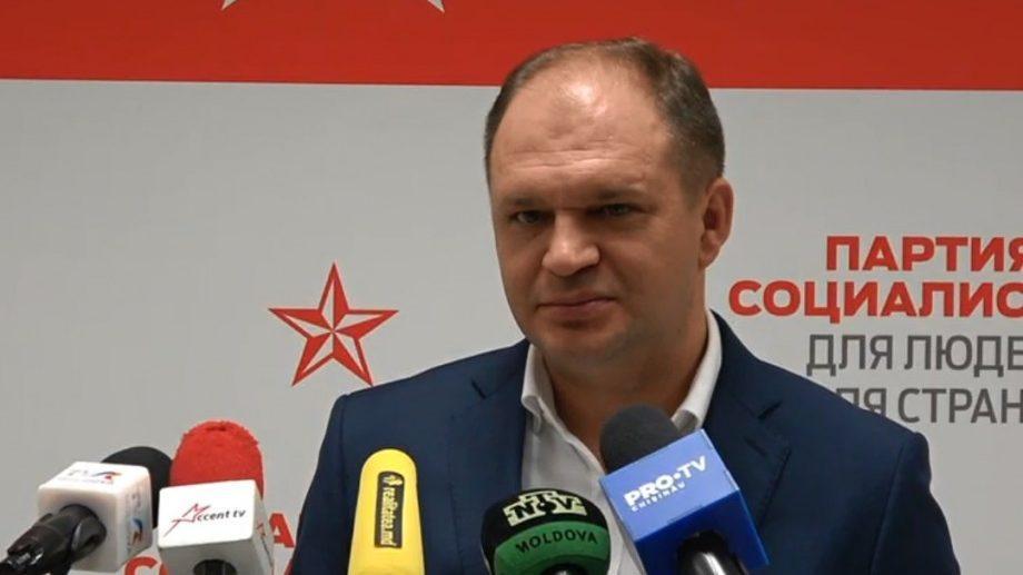 Первые заявления Иона Чебана после закрытия избирательных участков: «Мы ожидаем победы»