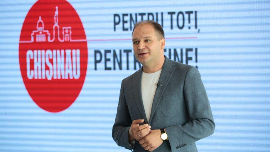 (видео/док) Ион Чебан — новый генеральный мэр Кишинева