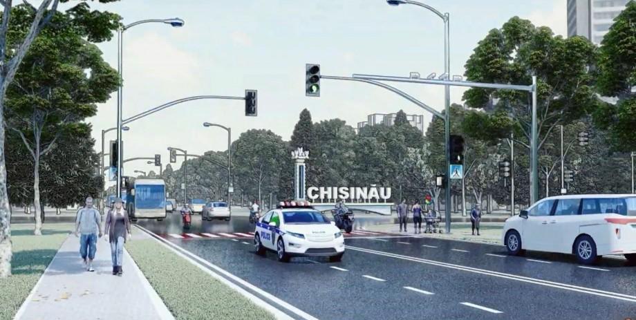 (видео) Кишинев из предвыборных роликов Чебана: транспортное кольцо, велосипедные дорожки и многоярусная парковка