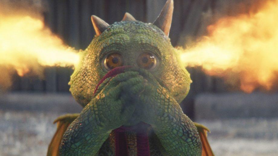 (видео) Пора плакать о судьбе драконов. John Lewis и Waitrose выпустили рождественский ролик о дружбе девочки и маленького дракона