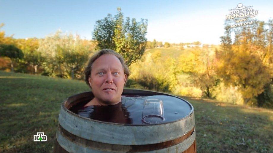 (видео) «Поедем, поедим!» в Молдове. О битве виноделов, подземном городе и молдавском гостеприимстве