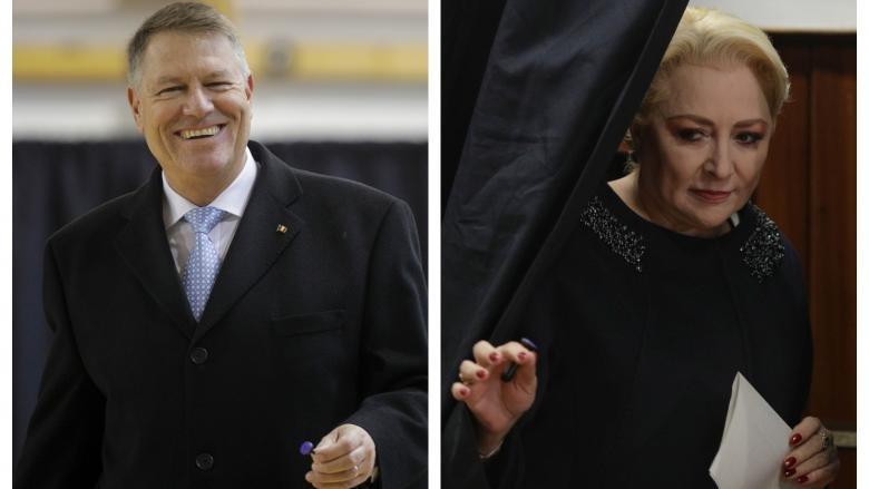 Действующий президент Румынии Клаус Йоханнис побеждает на выборах главы государства