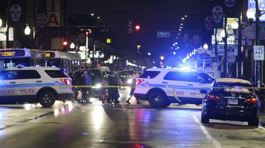 В перестрелке в Чикаго была серьезно ранена 7-летняя девочка, которая собирала сладости на Хэллоуин