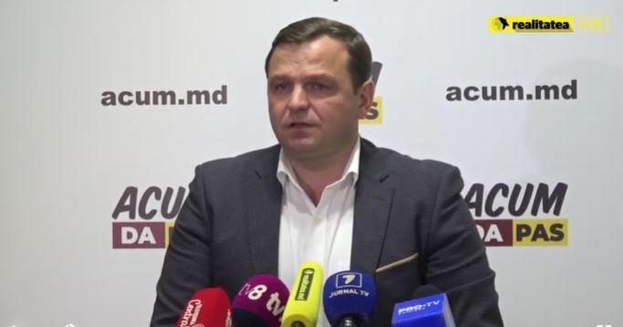 Первые заявления Андрея Настасе после закрытия избирательных участков: «Я жду окончательных результатов»