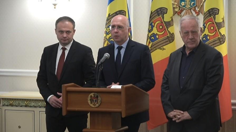 Заявление ДПМ после консультации с президентом: «Мы не готовы создать коалицию, у нас есть свои условия»