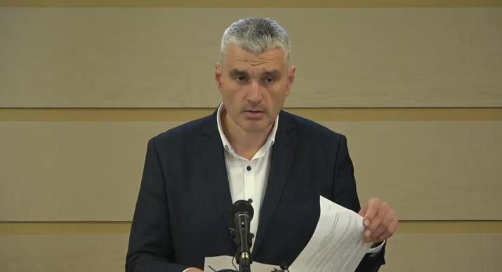 (видео) Слусарь: «Это правительство не Партии Социалистов, и не Демократической партии, а Додона»