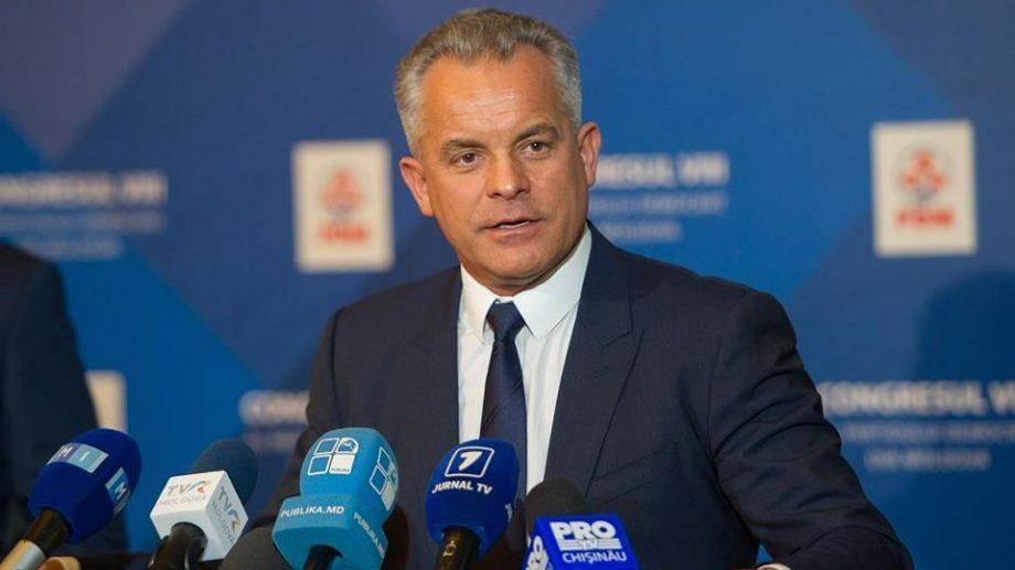 Плахотнюк: «Я не принимал никакого участия в проведении этих изменений в молдавской политике»