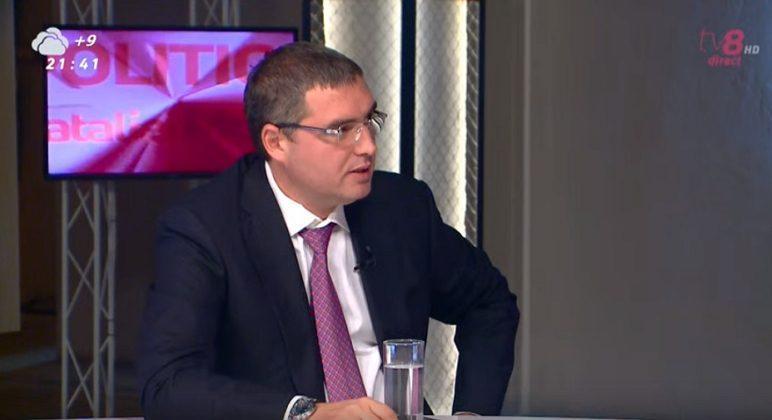 Усатый: «Никифорчук предлагал депутатам ДПМ по 350 000 евро за то, чтобы они покинули партию»