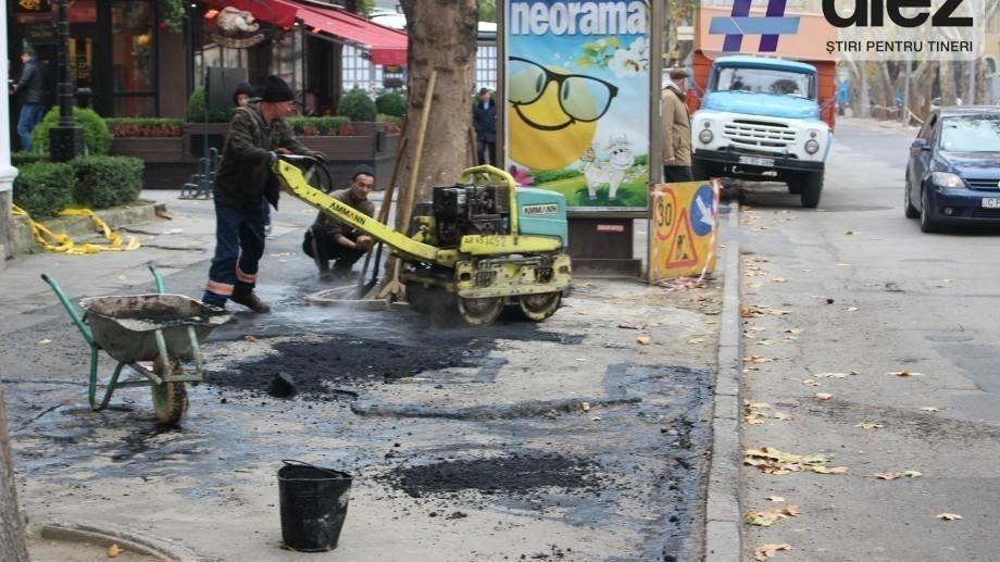 Одна из улиц в центре столицы будет перекрыта на 10 дней