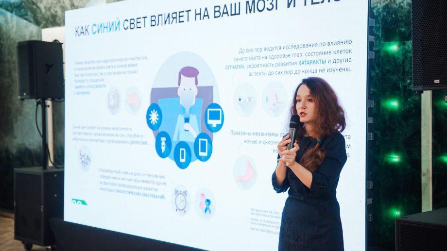 (видео) Совы или жаворонки? Украинский эксперт по хронобиологии Ольга Маслова объясняет как работают биоритмы