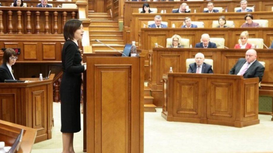 (видео) Парламент РМ выразил вотум недоверия Правительству и отправил его в отставку