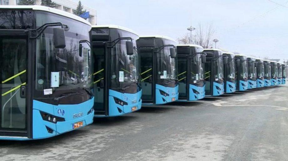 Прокуроры объявили об аресте активов на сумму более 3 миллионов леев по делу о покупке автобусов марки Isuzu