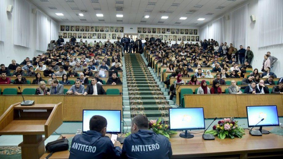 Иностранные студенты из ГУМФ будут сдавать тест на наркотики на каждой экзаменационной сессии, а также при поступлении