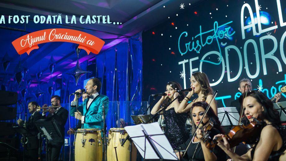 Световое шоу, оркестр Кристофора Алдя-Теодоровича и неограниченное количество извара. Отпразднуй канун Рождества в замке Мими