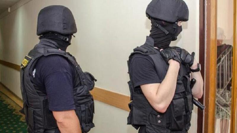 В столице прошли обыски по делу о краже миллиарда