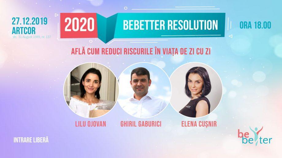 Как принять участие в бесплатном семинаре BEBETTER 2020 RESOLUTIONS