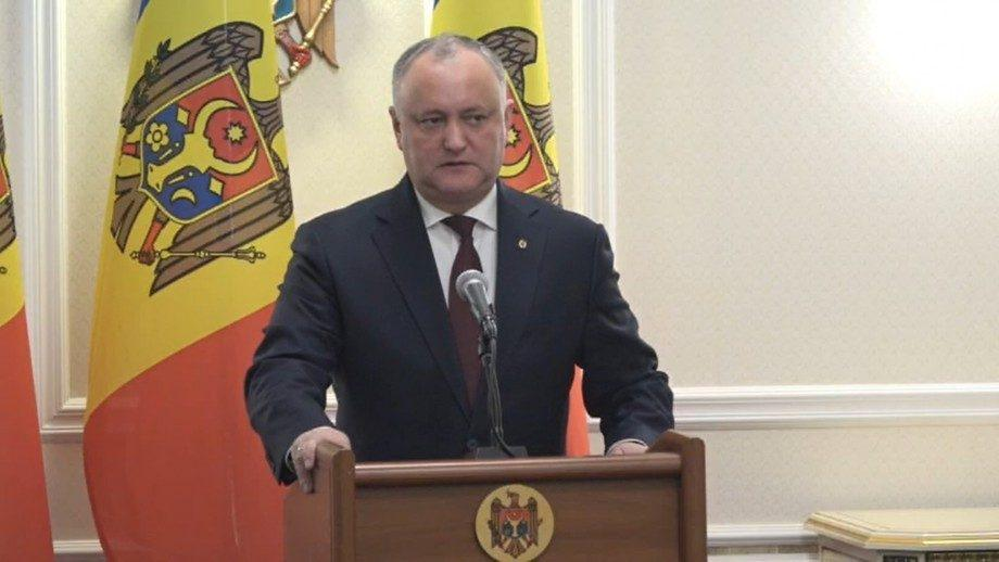 (видео) Игорь Додон созовет Высший совет безопасности. Какие вопросы будут обсуждаться