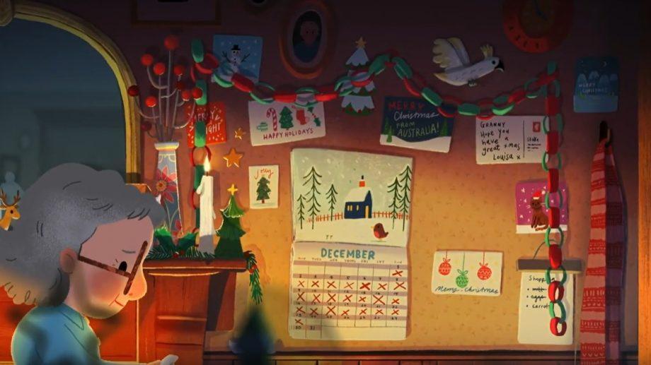 Никто не должен быть один в Рождество. Милый рекламный ролик благотворительной компании Re-Engage