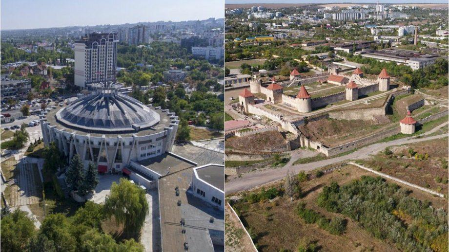 Бендерскую крепость и Кишиневский цирк отреставрируют при поддержке Евросоюза