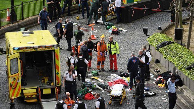 Лондонская полиция назвала имена погибших втеракте наЛондон-бридж