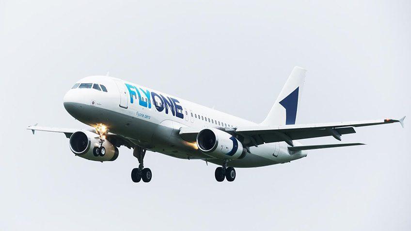 Хорошая новость для путешественников из Молдовы: Flyone запускает два новых рейса из Кишинева