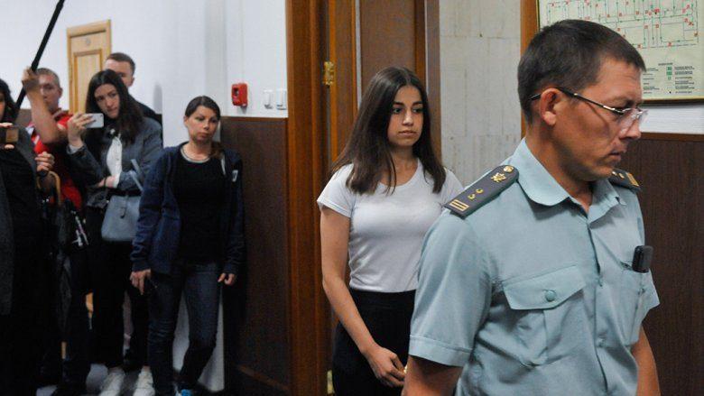 Следственный комитет России завершил расследование дела об убийстве отца тремя сестрами Хачатурян