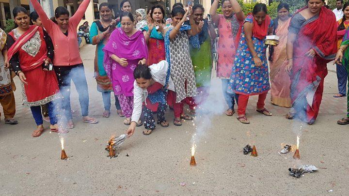 Полицейские застрелили четырех фигурантов дела о жестоком изнасиловании девушки в Индии