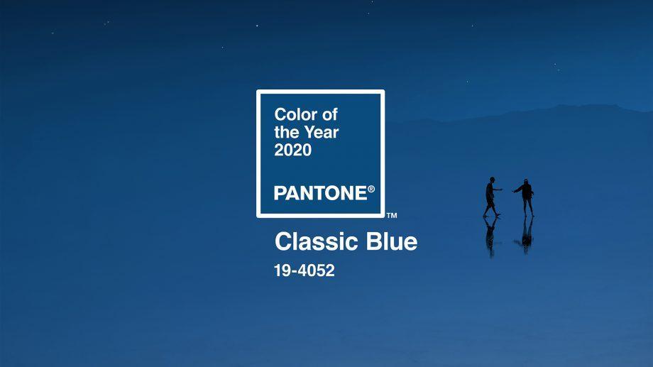 «Цвет небесный, синий цвет». Институт Pantone назвал главный цвет 2020 года