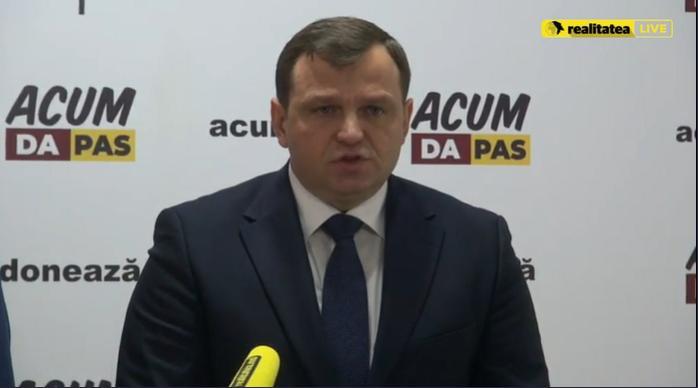 Нэстасе: «Молдова – единственная страна в Европе, которая может остаться в разгар зимы без газа и электричества»