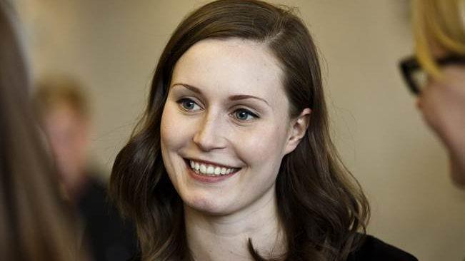 У Финляндии самая молодая премьер-министр в мире